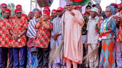 Marginalisation – I tried to be fair, Buhari tells complaining Igbo leaders