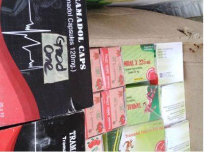 Customs seize N44m Tramadol, illicit drugs in Niger State