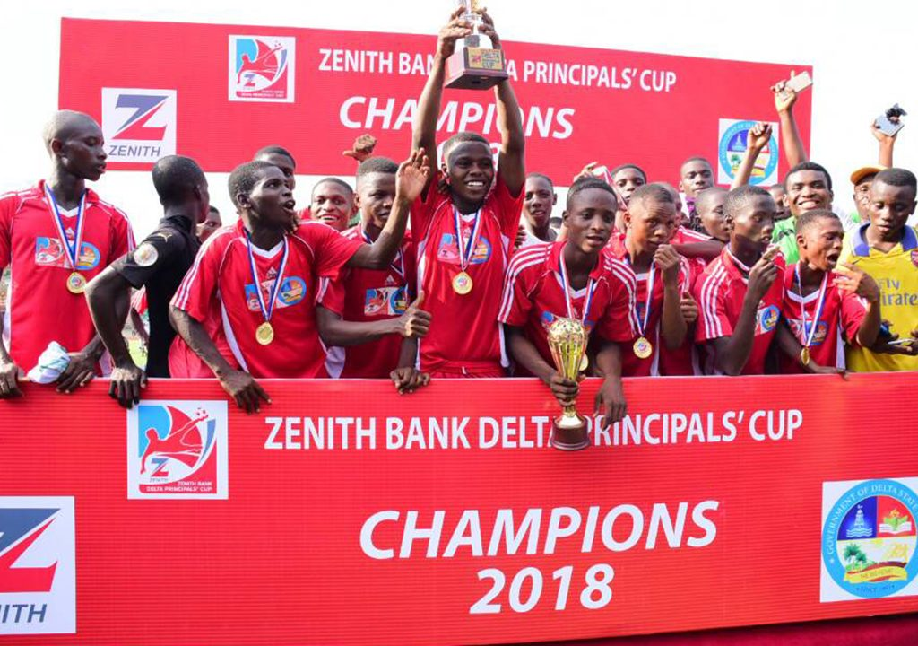 NFF commends Zenith Bank on commitments to youth soccer