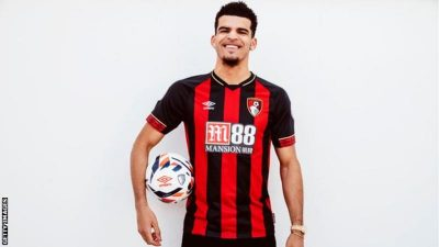 Liverpool's Dominic Solanke joins Bournemouth in £19m deal