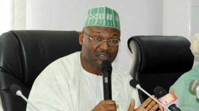 INEC chairman explains reasons for postponement of general election