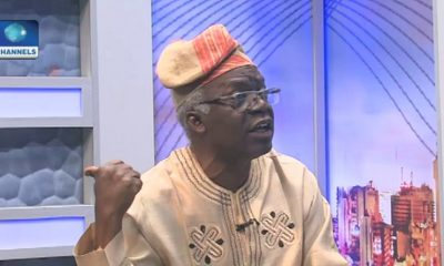 Falana to Onnoghen: Quit bench after suspension has been lifted
