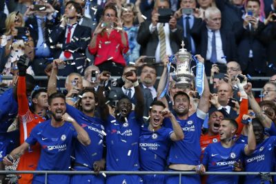 Defending champions Chelsea to face Man United in FA Cup fifth round