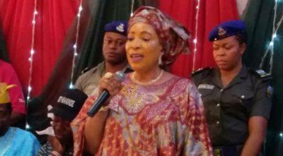 In The News – Hoodlums attack Atiku's wife at Ibadan rally