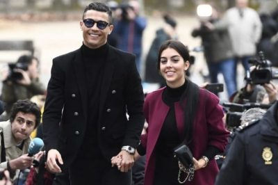 Football icon Ronaldo accepts 2-year jail term for tax fraud