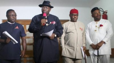 Onnoghen: Ignore CCT summons, South-South govs tell CJN