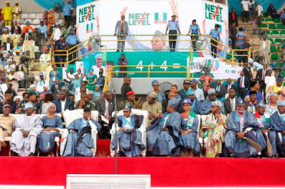 All the Details: Untold Stories of The Ogun APC Presidential Rally Show of Shame
