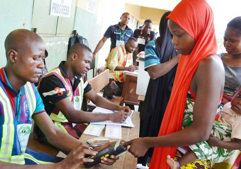 #NigeriaDecides: Elections on-going in 4 polling units in Plateau