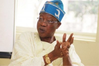Coronavirus: Lai Mohammed reveals how govt is fighting fake news