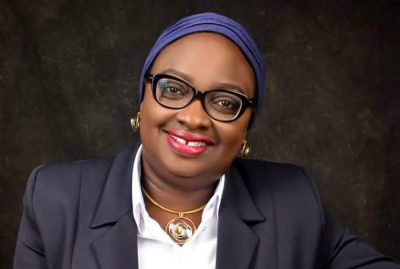 Ogun 2019: Salako-Oyedele assures women maternal health care, key empowerment programs