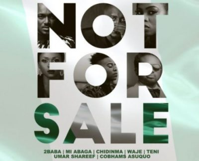 Election malpractice: Tuface, MI, Chidinma release song against vote-buying