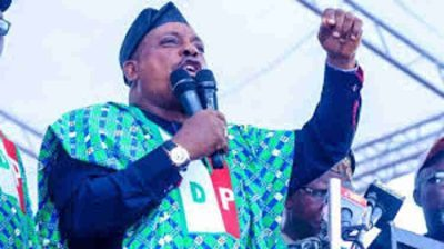 Disqualify Buhari from presidential election, PDP tells INEC