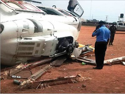 Security experts, others raise alarm over decision to fly VP Osinbajo on commercial helicopter