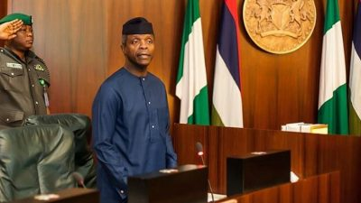 Cabal in presidency attacking Osinbajo out to destabilize Nigeria – Northern group/newsheadline247