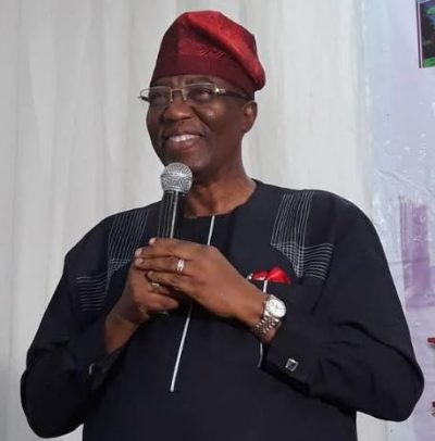 """Gbenga Daniel: """"I have not, will not and will never abandon Atiku"""""""