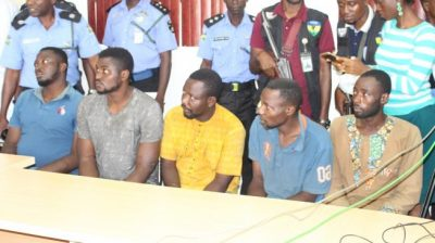 Offa Robbery: Abba Kyari, Police forced us to implicate Saraki, suspects revealed
