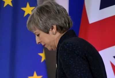 May vows to make final push for Brexit deal with new timetable