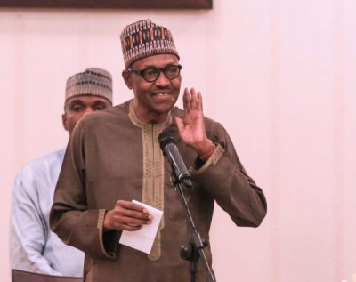 Buhari: I will work harder this second term