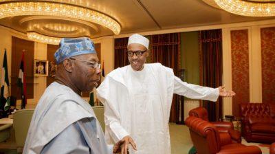 Obasanjo: I am Buhari's boss, I won't stop criticising him
