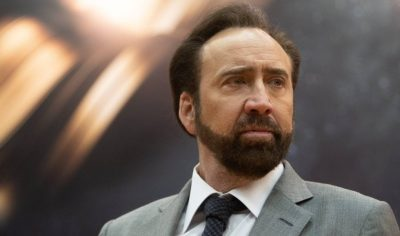 Nicolas Cage seeks annulment of marriage 4 days after wedding
