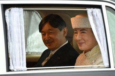 New era dawns in Japan as Naruhito becomes emperor