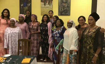 Give us appointments – APC Women Aspirants Forum demands key positions in Buhari's cabinet