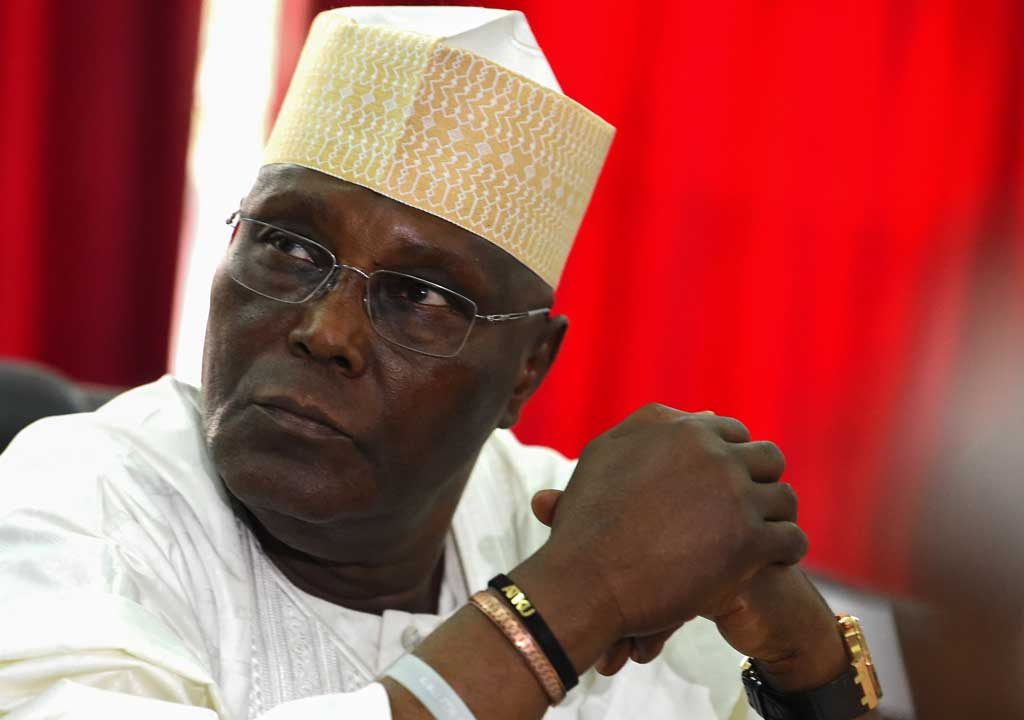 Presidential Election: Atiku releases 'evidence' of result showing he won