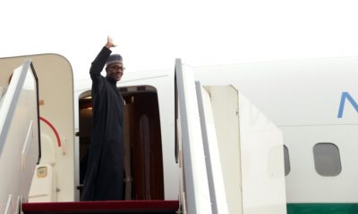 Buhari set for a 'private visit' to UK