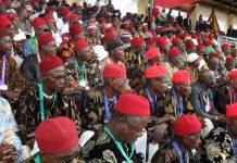 Ohaneze Ndigbo accuses Buhari of enthroning ethnicism into Nigeria's polity/newsheadline247