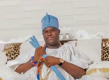 newsheadline247/There couldn't have been Google without 'Ifa' – Ooni of Ife