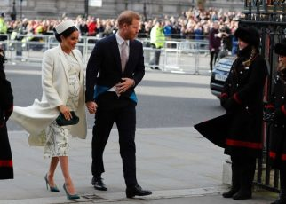 Royal baby's birth private 'family' affair, say Harry, Meghan/newsheadline247
