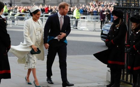 Royal baby's birth private 'family' affair, say Harry, Meghan/newsheadline247