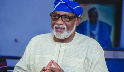 APC suspends Gov Akeredolu for anti-party activities/newsheadline247