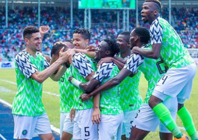 FIFA ranking: Eagles move up 4 places, third in Africa