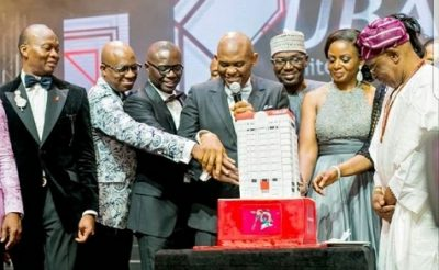 [PHOTOS] UBA Celebrates 70th Anniversary, Hosts Glamorous CEO Awards/newsheadline247