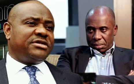 newsheadline247/Wike trashes Amaechi's adopted candidate in Rivers governorship election