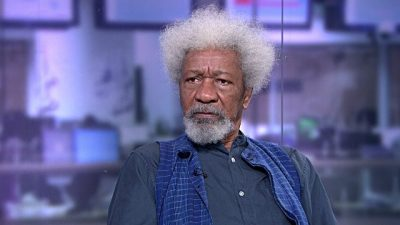 Soyinka reacts to charges against Sowore, says 'Buhari's govt has attained unprecedented paranoia'