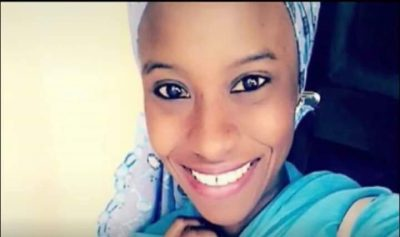[BREAKING] Drug Trafficking: Saudi authorities free Zainab Aliyu/newsheadline247