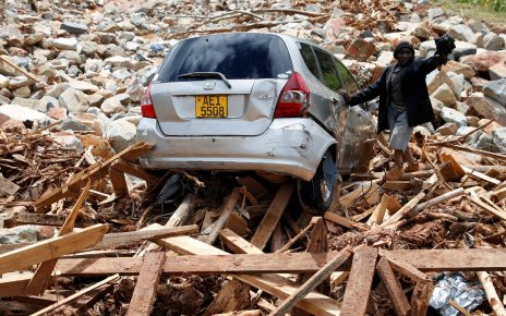 Cyclone Idai Mozambique Zimbabwe newsheadline247