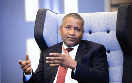 newsheadline247/[VIDEO]Dangote: Despite my African Union passport, I still need a visa to enter Angola