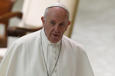 Pope – Christians must be friends with adherents of other religions