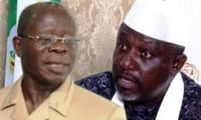 newsheadline247/Oshiomhole's leadership style reduced APC to a regional party - Okorocha