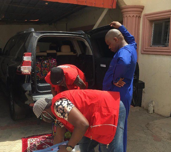 EFCC arrests Zamfara SSG's brother with 'N60m cash' in car boot/newsheadline247