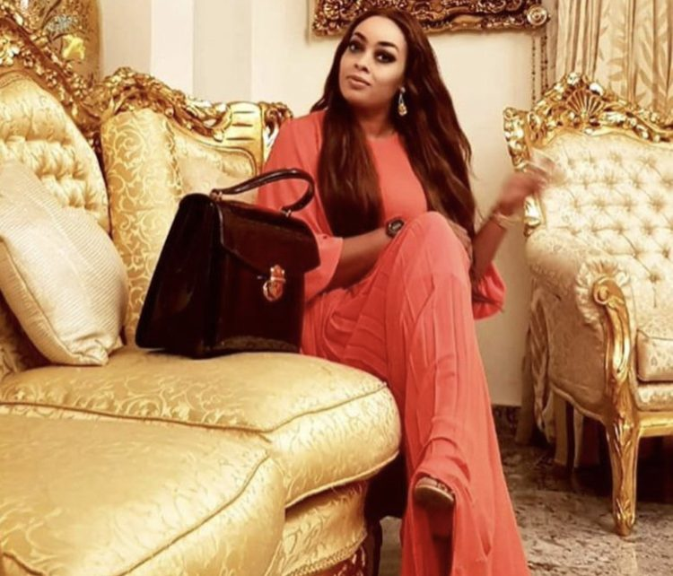 Lagos fashion designer, Bunmi Olatunji allegedly groans in pains over Elegushi's new marriage/newsheadline247