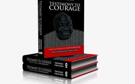 Book on Premium Times publisher, Dapo Olorunyomi, for launch on Monday/newsheadline247