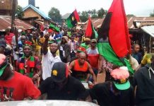 140 IPOB members dragged to Court over alleged plot to overthrow Buhari/newsheadline247