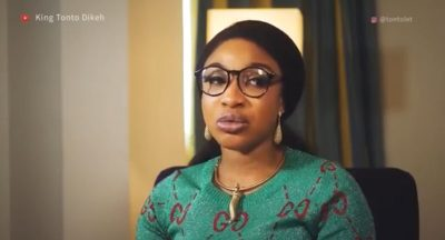[VIDEO EVIDENCE] What Tonto Dikeh says about ex-husband Churchill, reveals bedroom activities