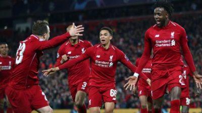 Liverpool trash Messi's Barcelona in UEFA Champions League greatest comeback