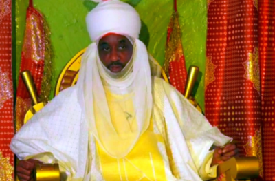 Kano Emirate: Ganduje's new emirs shun emir Sanusi at state function