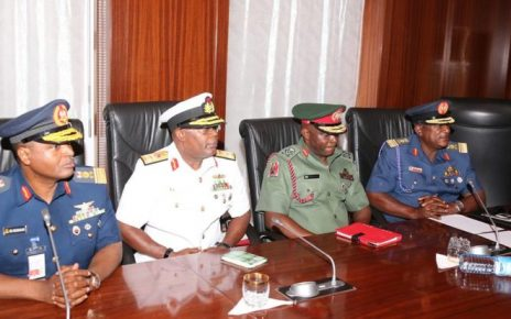 Coup against Buhari? DHQ says military not part of it COUP! We are not part of plans to overthrow Buhari's government - DHQ/newsheadline247